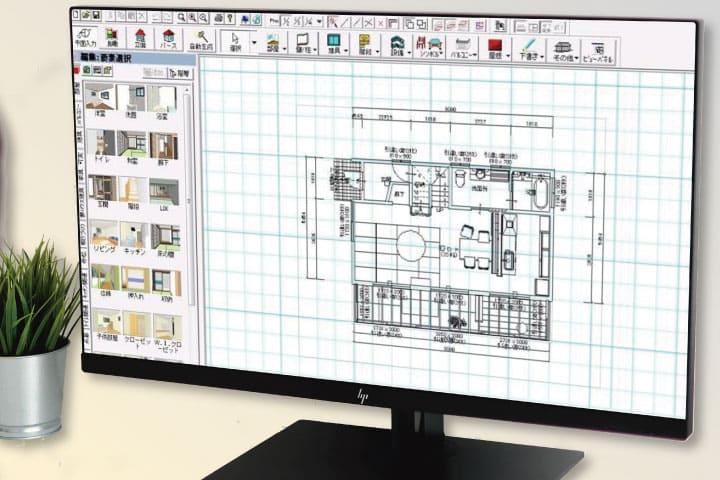 建築CADシステム事業